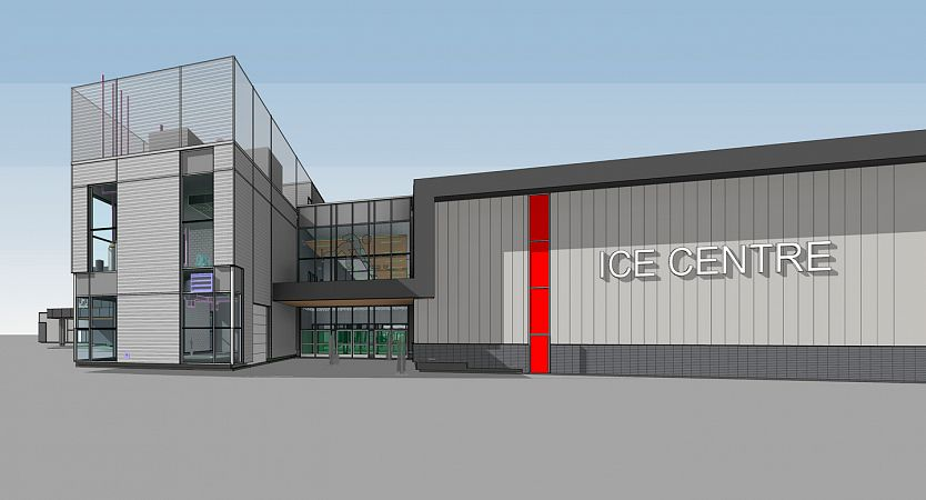 Crossings Ice - Phase 1