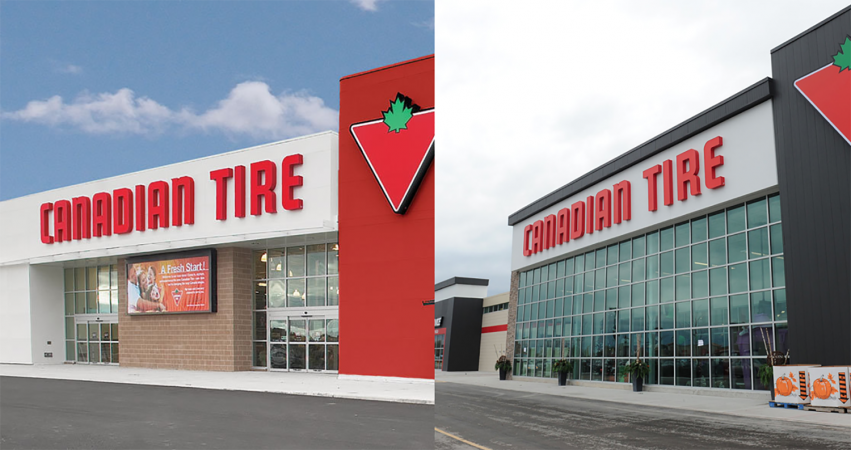 Canadian Tire Retail Stores