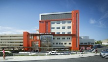 Penticton Regional Hospital Patient Care Tower